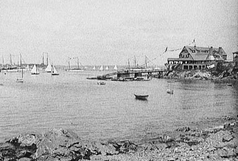 Marblehead's harbor, 1906 Credit: ©1906, Detroit Publishing Co. Library of Congress, Prints and Photographs Division [reproduction number:LC-D4-10946 R]