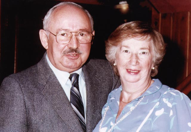 Lillian and Norm Naimark